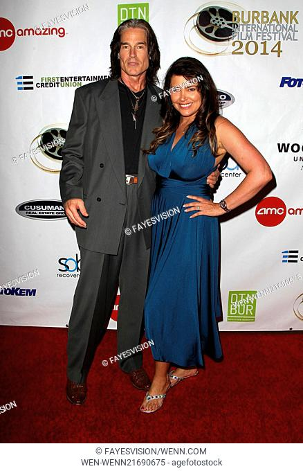 The Burbank International Film Festival - Closing Night Featuring: Ronn Moss,Devin DeVasquez Where: Burbank, California, United States When: 07 Sep 2014 Credit:...