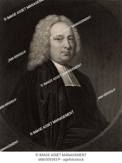 James Bradley 1692-1762 English astronomer, born at Sherborne, near Cheltenham, Gloucestershire  Appointed Savilian professor of astronomy at Oxford 1721  As...