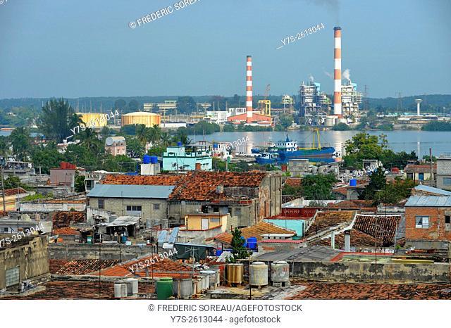 City view of Cienfuegos, Cuba