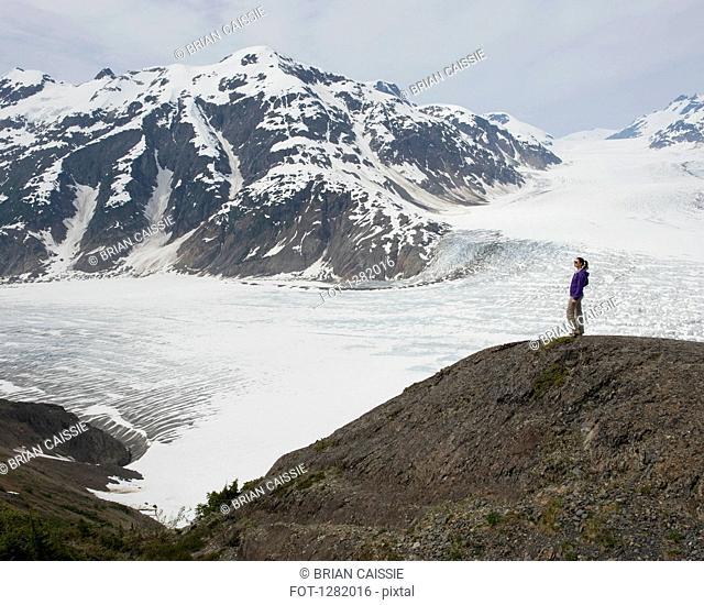 Leduc Glacier, British Columbia, Canada