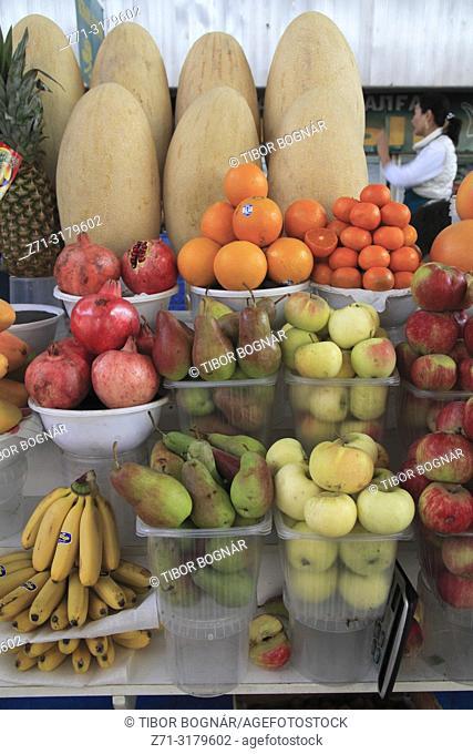 Kazakhstan; Almaty, Green Market, food, people;