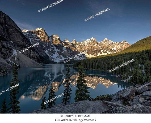 Moraine Lake Banff National Park, Alberta