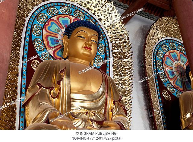 Statue of Lord Buddha, China