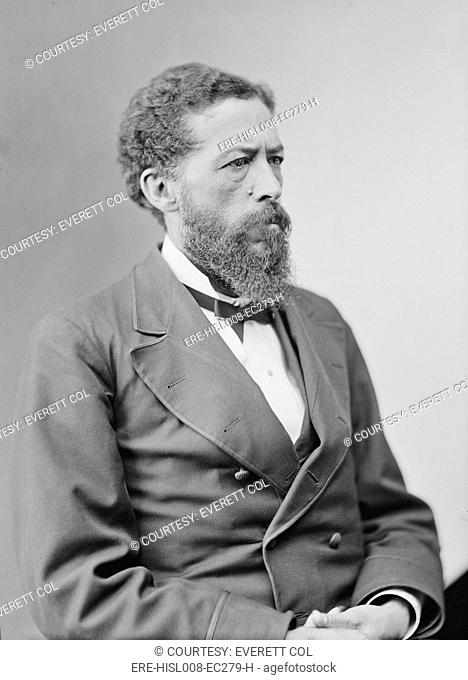 John Mercer Langston 1829-1897, was the first known African American elected to public office in 1855, in Ohio. He was a founder and first president of the...
