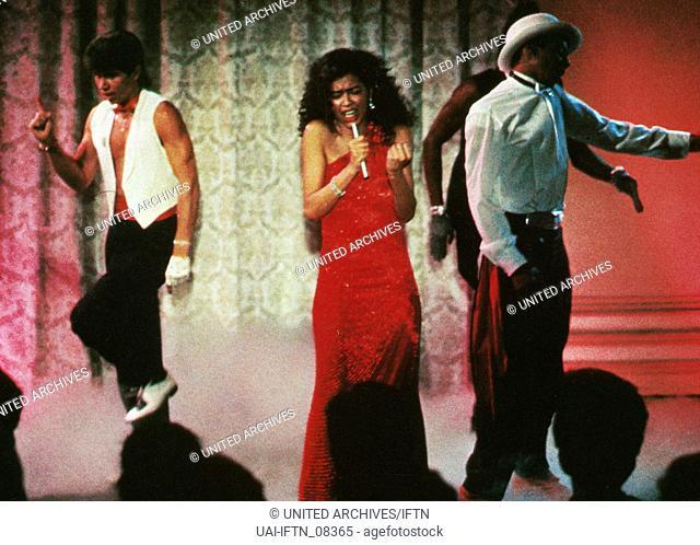 D.C. Cab, aka: Die Chaotenclique, USA 1983, Regie: Joel Schumacher, Darsteller: Sängerin Irene Cara