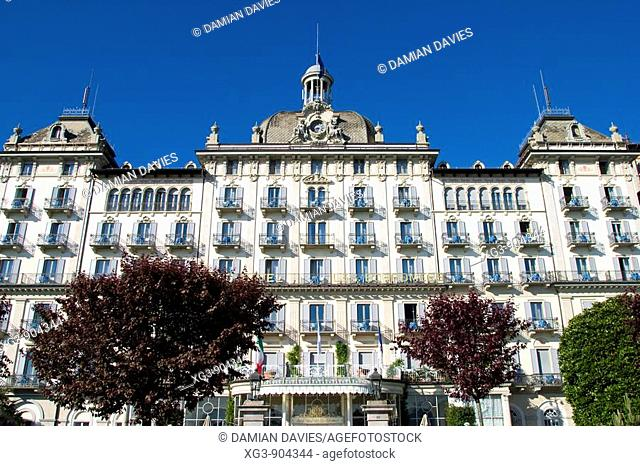Hotel Iles Borromees, Stresa, Lake Maggiore, Italy