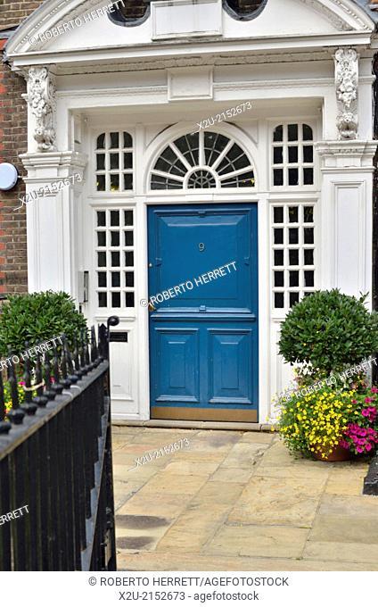 House in St Thomas Street, Borough, London, UK