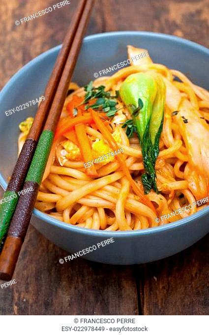 hand pulled ramen noodles