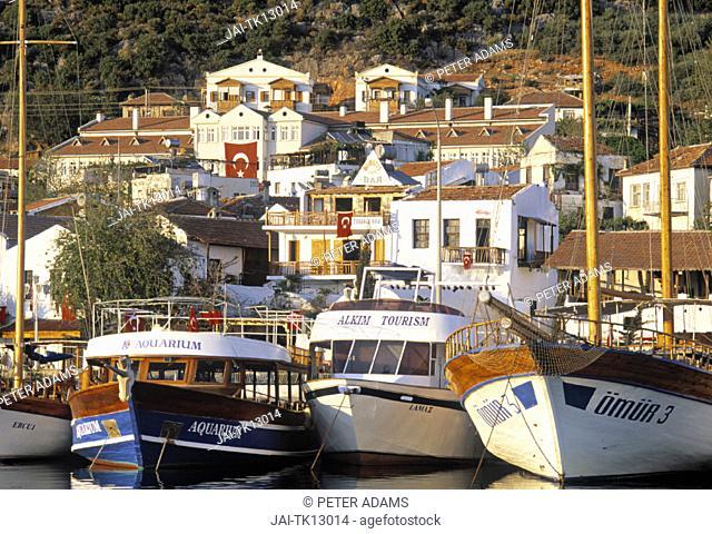 Kas, Southern Turkey