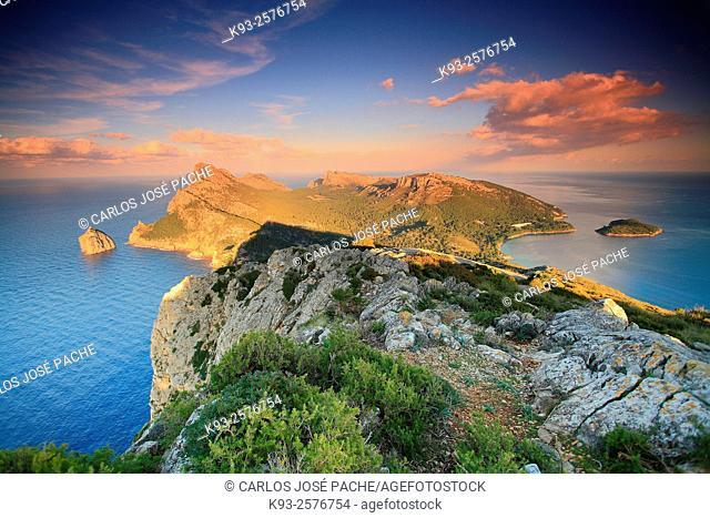 Península de Formentor, Mallorca, Balearic Islands, Spain