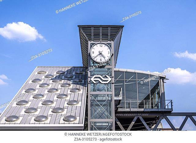 Central station in 's Hertogenbosch, The Netherlands, Europe