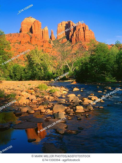 Red Rocks Crossing Arizona USA