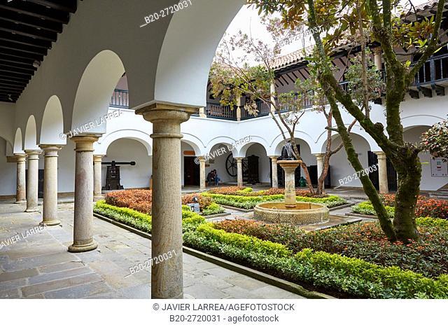 Casa de La Moneda, Bogota, Cundinamarca, Colombia