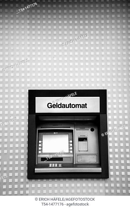 An ATM in Munich
