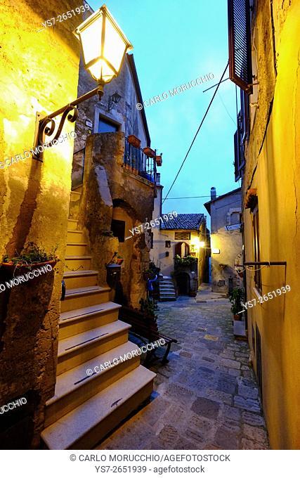 Capalbio, Maremma, Grosseto, Tuscany, Italy