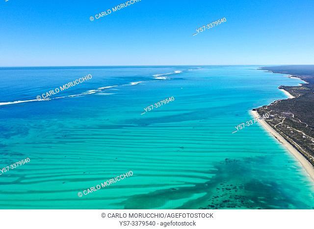 Coral reef near Salary, South Western coast of Madagascar