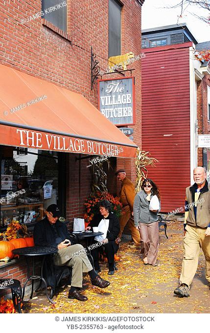 The Village Butcher, Woodstock