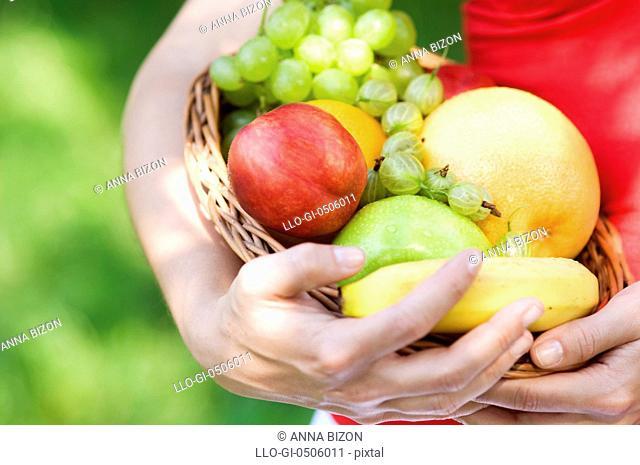 Mix of fruits, Debica, Poland