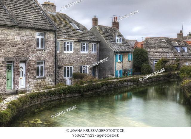 Swanage, Isle of Purbeck, Jurassic Coast, Dorset, England, UK