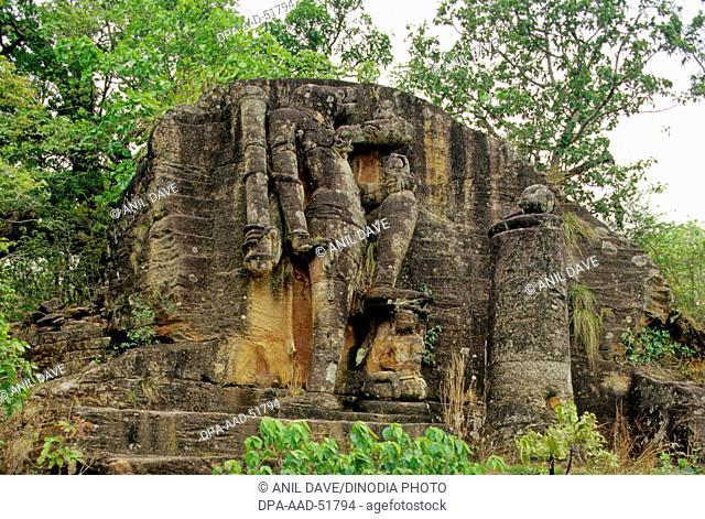 bandha garh ; madhya pradesh ; india
