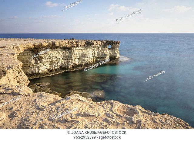Sea Caves, Ayia Napa, Cyprus