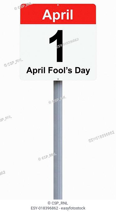 First of April