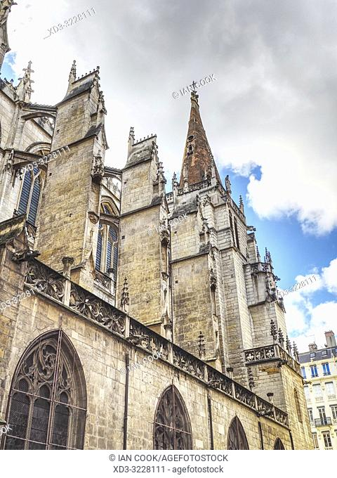 Eglise Saint-Nizier, Lyon, France