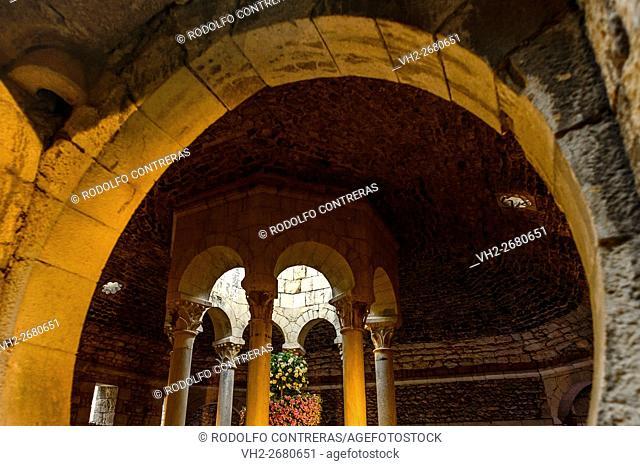 Arab baths in Gerona