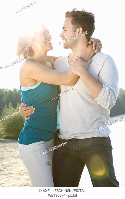 couple having fun