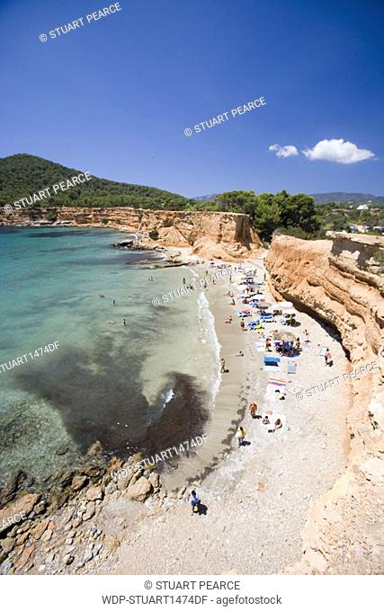Cala es Bol Nou, Ibiza, Balearics