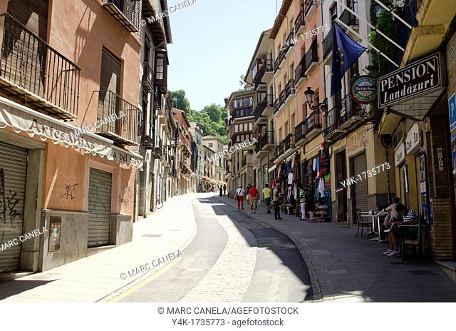 Europe, Spain Granada Cuesta de Gomerez