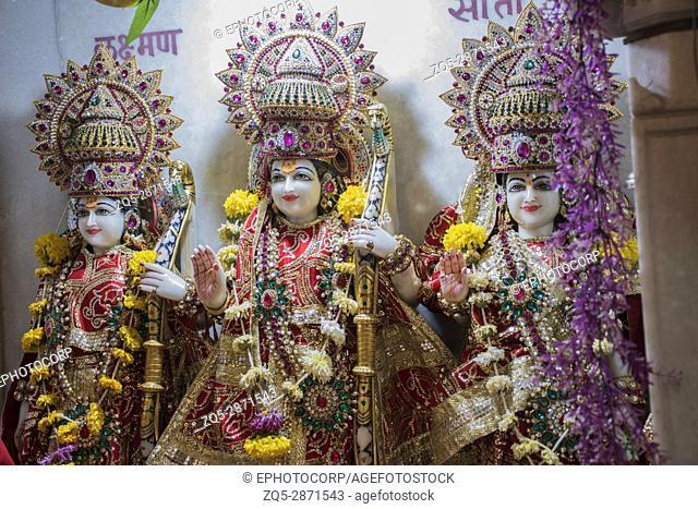 Sita Rama Laxman deity statue