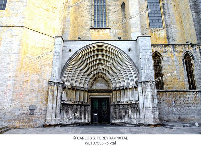 Cathedral of Girona, Catalonia, Spain