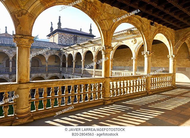 Sancti Spiritus University, Oñati, Gipuzkoa, Basque Country, Spain, Europe