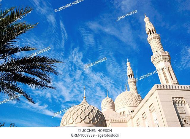 Jumeirah Mosque, Dubai, UAE