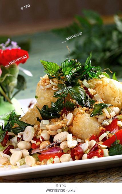 thai spicy fish