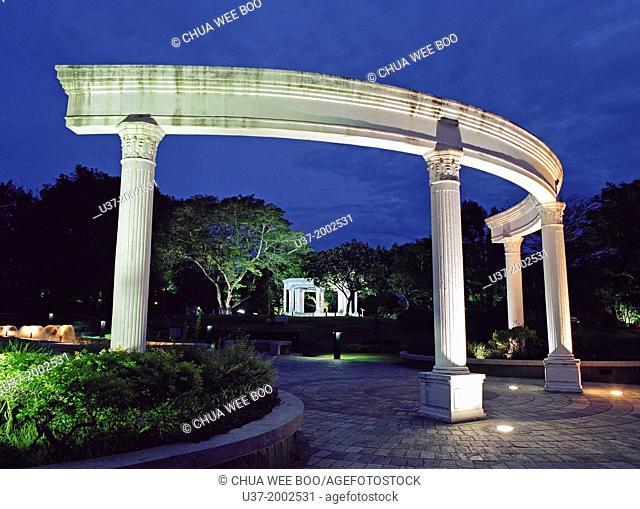 Amphi-theatre, Kuching, Sarawak, Malaysia