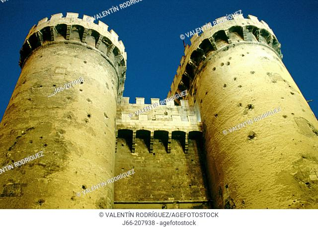 Torres de Quart. Valencia. Spain