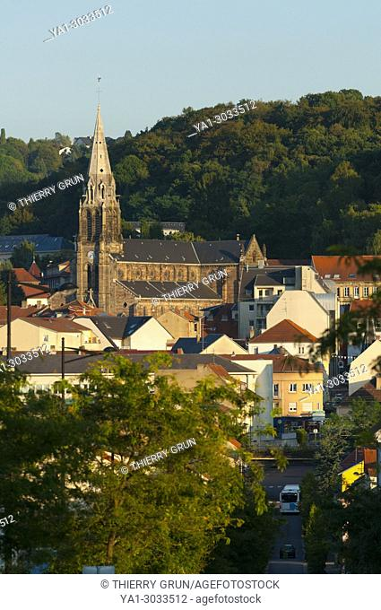 France, Moselle (57), Forbach town, Bauer street