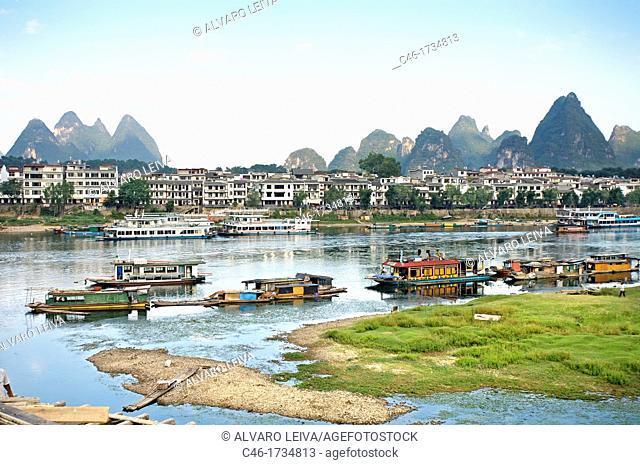 Yangshuo, Li River, Guangxi, China