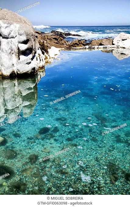 Tidal Pool in Cape Town - South Africa