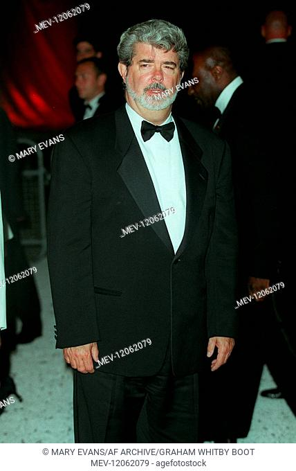 George Lucas Director & Producer Star Wars: Episode I - The Phantom Menace, London Premiere London, England 14 July 1999 Am 14.07