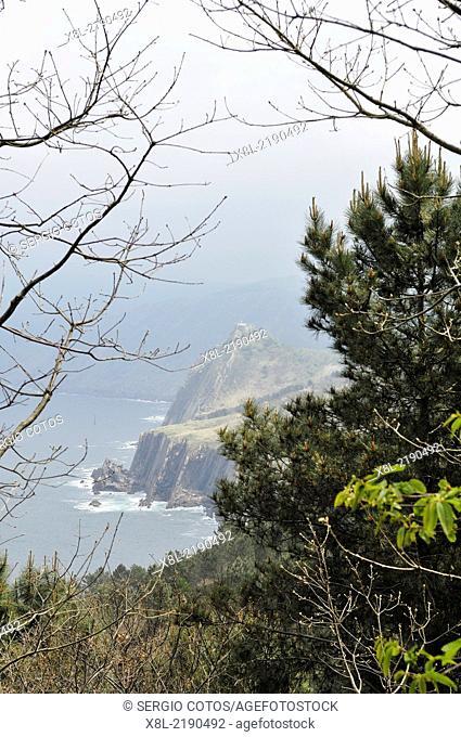 Faro de la Plata Basque Country, Guipuzcoa
