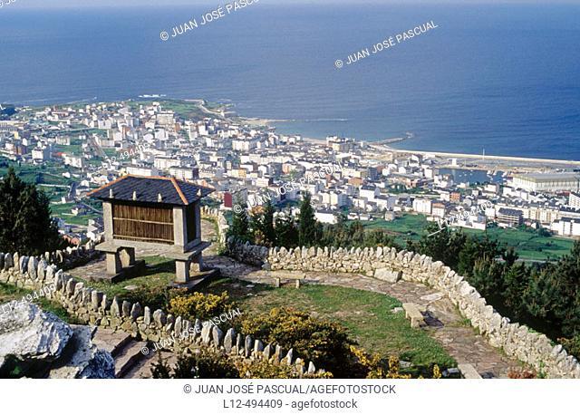 Burela. Lugo province, Galicia, Spain