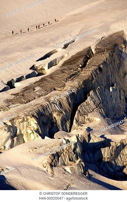 Gletschertour auf dem Steingletscher