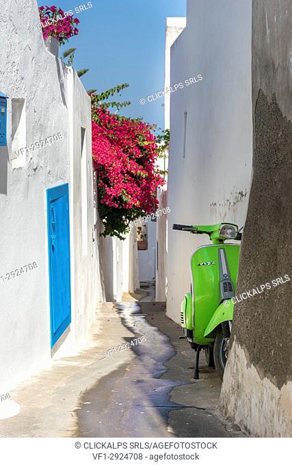 Stromboli, Messina district, Sicily, Italy, Europe