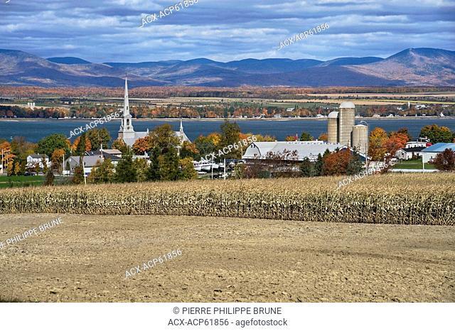 St Michel de Bellechasse, Chau Appalaches Quebec, Canada