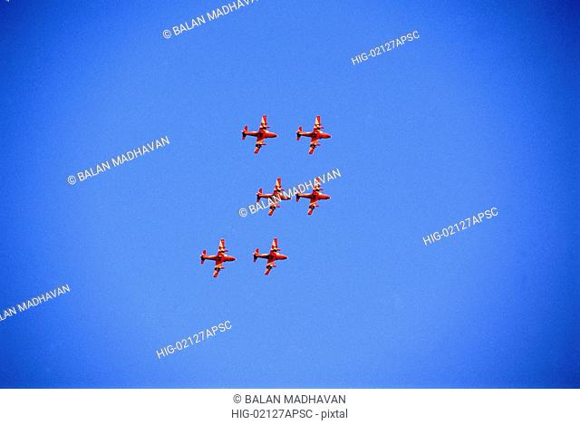 AIR SHOW BY INDIAN AIR FORCE, VIZAG, ANDHRA PRADESH, INDIA