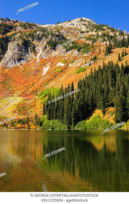 Lake Ann, Okanogan National Forest, Washington