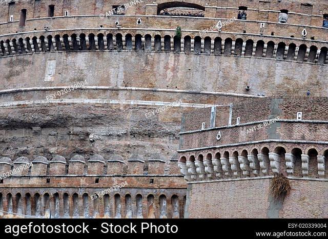 Rome, Castel Sant&#039 Angelo